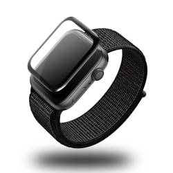 HI5 Szkło ochronne dla zegarka Apple Watch 4 - 3D Black Full Glue