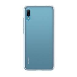 Huawei etui plecki plastikowe do Y6 2019 TPU transparentne