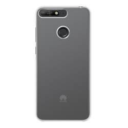 Huawei etui plecki plastikowe do Y6 Prime 2018 przezroczyste