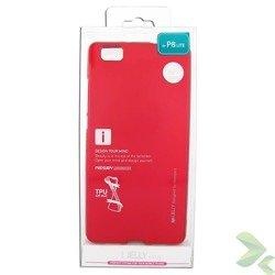 Mercury I-Jelly - Etui Huawei P8 Lite (czerwony)