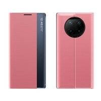 Sleep Case pokrowiec etui z klapką typu Smart Cover Xiaomi Redmi Note 9T 5G różowy