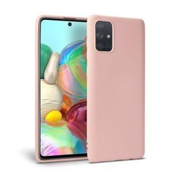 TECH-PROTECT ICON GALAXY A31 PINK